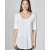 t-shirt manches longues DH_262 blanc