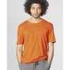 t-shirt chanvre DH_816 orange carotte