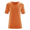 t-shirt hemp man DH816_carrot