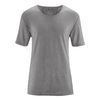 t-shirt hanf Hempage DH816_taupe