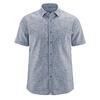 chemise bio éthique DH040_bleu_ciel