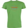 T-shirt OVIVO Be the change-vert bambou-man