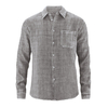 chemise bio equitable DH022_gris_taupe
