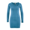 robe hiver matieres naturelles DH276_bleu_Atlantique