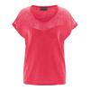 t-shirt équitable bio LZ381_a_tomato
