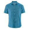 chemisette bio DH027_bleu_atlantique