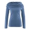 t-shirt bio DH868_bleu_baie