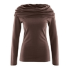 vetements bio DH868_marron_chocolat