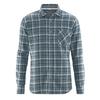 chemise coton bio homme DH029_bleu_ciel_hiver