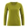t-shirt femme bio DH207_vert_fougere
