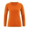 t-shirt bio femme_DH207_orange_citrouille