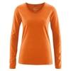 t-shirt equitable DH861_orange_citrouille