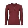 t-shirt femme laine bio_794974_rouge bourgogne