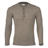 t-shirt merinos homme 794813_marron_châtaigne