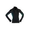 t-shirt col zippé sport homme 200204265_noir
