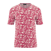 t-shirt homme hempage DH831_sangria