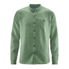chemise lin DH026_herbe