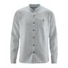 chemise chanvre HEMPAGE DH026_gris_quartz