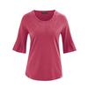 t-shirt manches cloche bio DH887_sangria