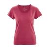 t-shirt femme equitable DH216_rouge_sangria