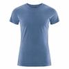 t-shirt equitable hempage DH244_bleu_baie