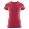 t-shirt homme bio DH244_rouge_cuvee