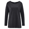 t-shirt casual femme DH888_black