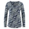 t-shirt imprimé femme DH890_rock-navy