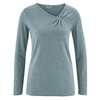t-shirt femme equitable DH889_aloe