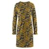 robe bio femme DH171_peanut-navy
