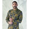 chemise homme chanvre coton bio DH051