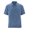 chemise bio ethique homme DH052_a_blueberry