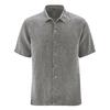 chemise bio DH052_gris_taupe