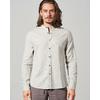 chemise ecologique homme DH053_vert_chanvre