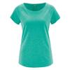 t-shirt femme hempage DH893_vert_emeraude