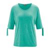 t-shirt femme mi-manches DH894_emeraude