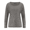 pull chanvre femme LZ318_taupe