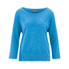 t-shirt femme coton biologique LZ316_topaze
