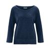 t-shirt naturel femme LZ316_a_navy