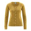 tricot bio femme DH323_marron cacahuète