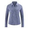 chemisier coton bio DH899_violet_lavande
