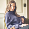 tricot femme laine LZ386