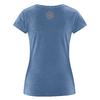t-shirt chanvre femme DH652_blueberry