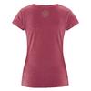 t-shirt ecoresponsable DH652_tinto