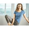 t-shirt coton bio yoga