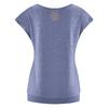 t-shirt matières naturelles DH653_lavender