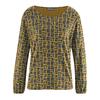 t-shirt femme lin DH898_peanut