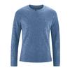 t-shirt homme coton bio DH838_blueberry