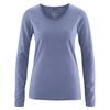 t-shirt coton bio femme DH861_lavender