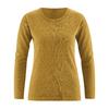 t-shirt manches longues bio DH207_peanut